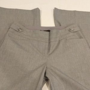 The Limited Pants - The Limited Gray Cassidy fit Dress Pants Size 8